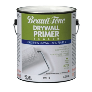 3.78L White Interior Latex Primer Sealer