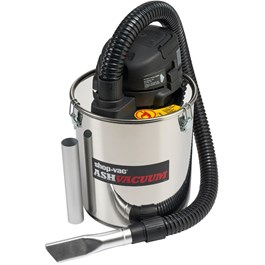 4.2/5 Gal Stainless Steel Ash Vacuum, with Hose and Wand