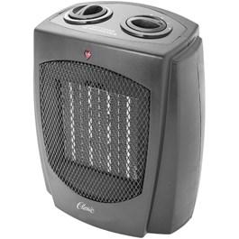 750 Watt - 1500 Watt Compact Ceramic Heater