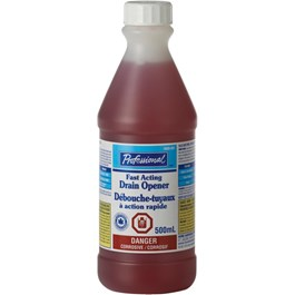 500mL Fast Acting Drain Cleaner