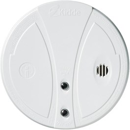 Battery Operated Smoke Detector, with Hush Button